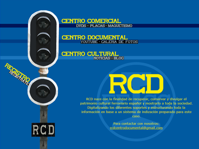 RCD CENTRO DOCUMENTAL